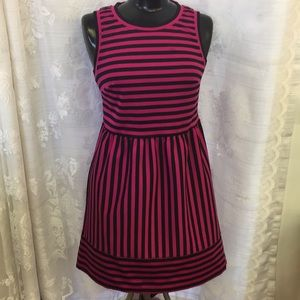 INC. P/S Striped Dress